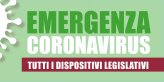CORONA VIRUS (Covid19) - disposizioni
